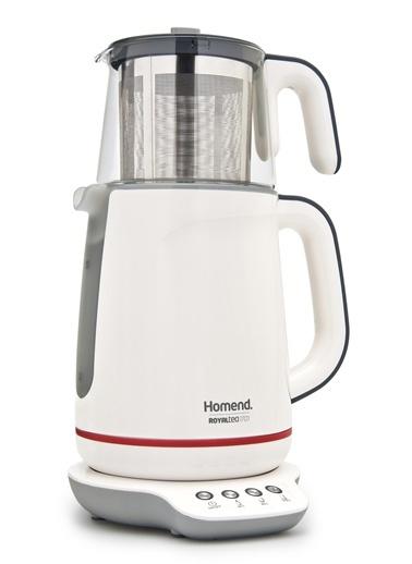 1701 Royaltea Konuşan Çay Makinesi-Homend